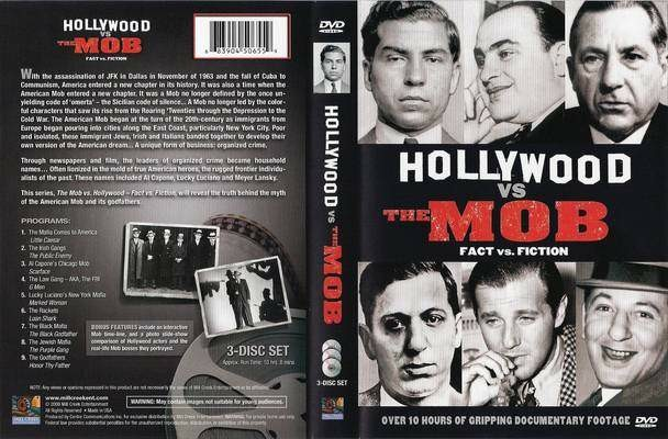 Hollywood vs the mob fact vs fiction r1 tv fro