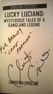 autographedCipollini