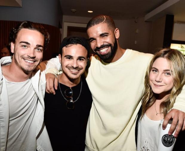 Drake Degrassi reunion 2 feat
