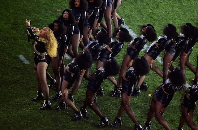 Beyonce Dancers for NOW 020816